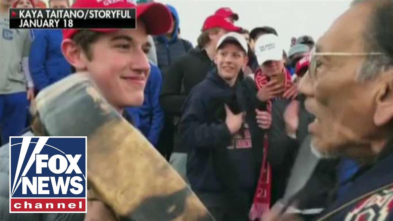 Covington teens file lawsuit against several high-profile figures