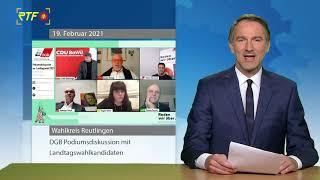 RTF.1-Nachrichten 19.02.2021