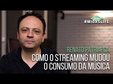 Midas Life 08 - Como o Streaming Mudou o Consumo da Música
