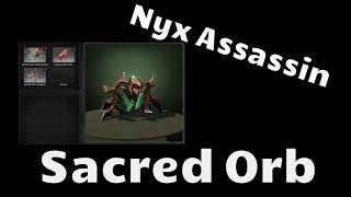 Omsk Dota, trade - Sacred Orb set -  Nyx Assassin