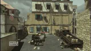 【CoD MW3】投げナイフキル集(Throwing knife) kill part3