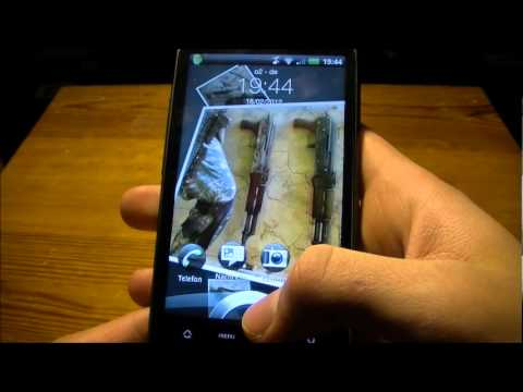 Review HTC Desire HD (Deutsch/German)