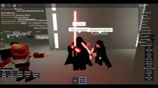 Roblox SWFO - Cómo parecerse a Kylo ren Luke skywalker n.o 2 Darth Vader