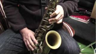 DAVID SANBORN - GEORGIA ON MY MIND - (PLAYING WITH CD)