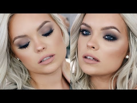 Easy Cool Toned Smokey Eye - Urban Decay Naked 2 Tutorial