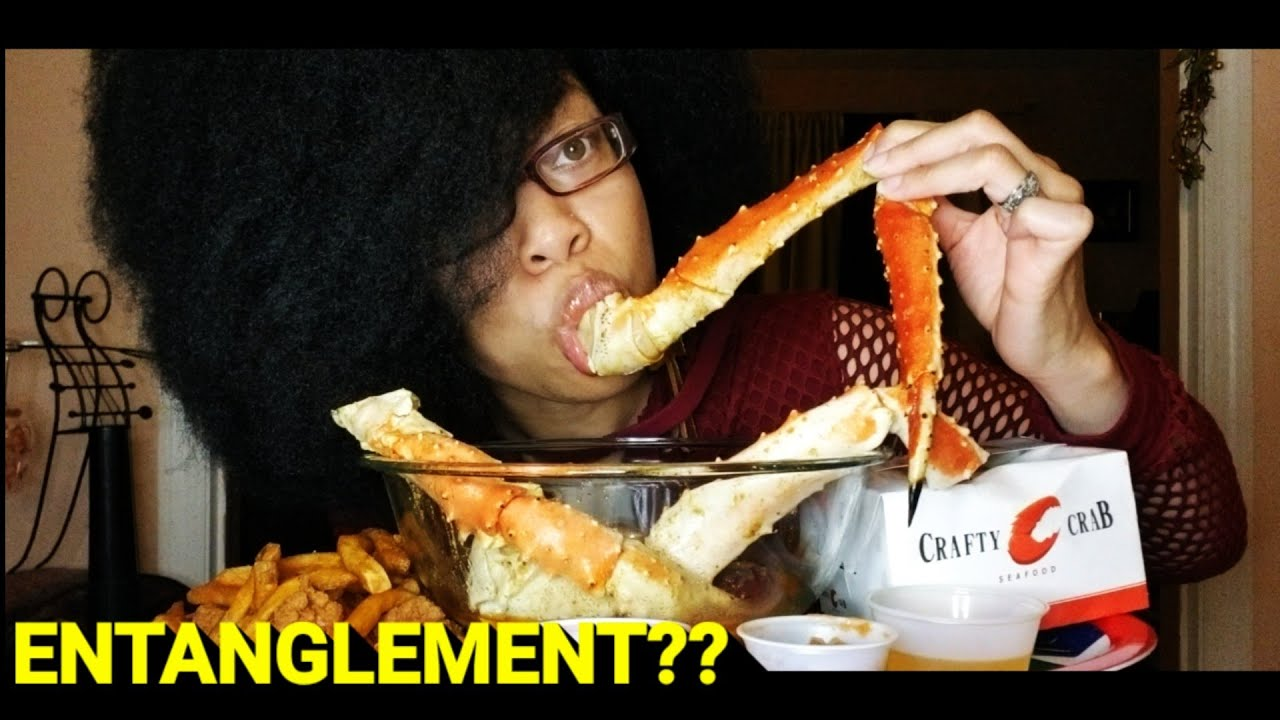 KING CRAB SEAFOOD BOIL MUKBANG   JADA PINKETT-SMITH & WILL SMITH RED TABLE TALK REVIEW