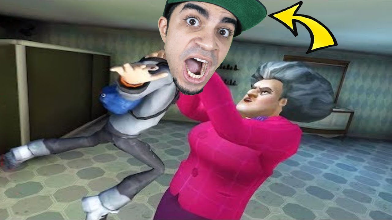 مقالب مضحكة جداً في المدرسة المرعبة Scary Teacher 3D !!