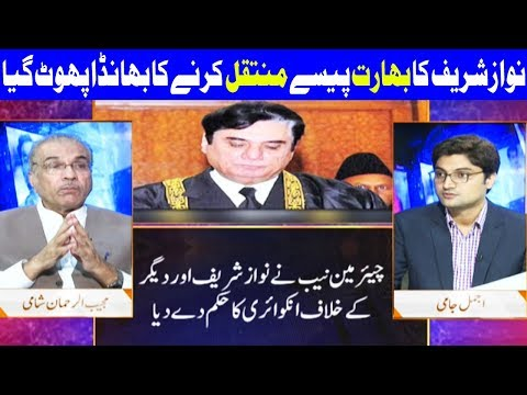 Nuqta E Nazar With Ajmal Jami - 8 May 2018 - Dunya News