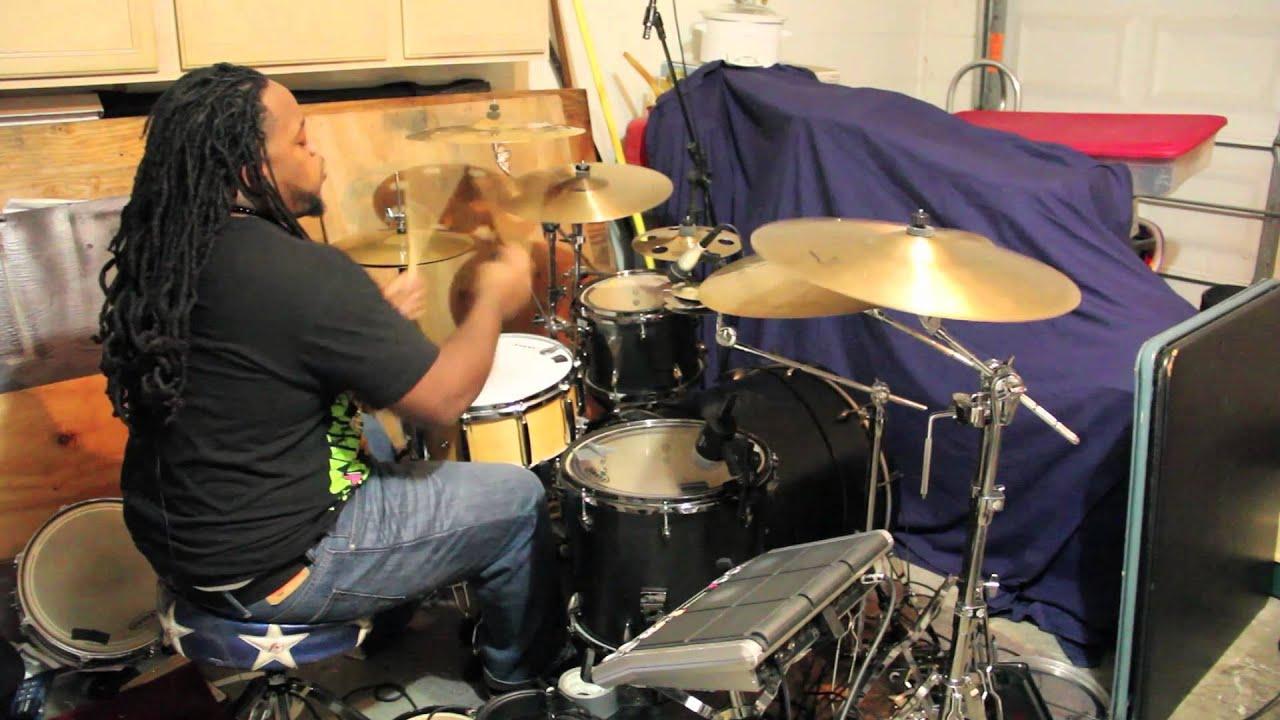 roland spd s drums marcus thomas youtube. Black Bedroom Furniture Sets. Home Design Ideas