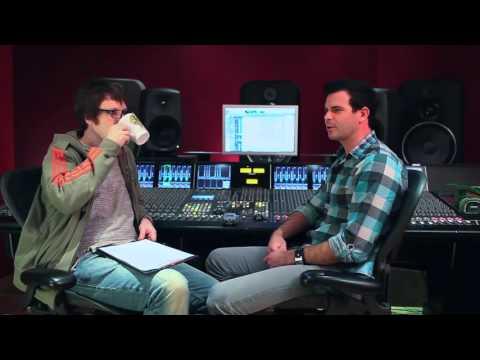 Clint Murphy recording engineer interview at Modern World Studios