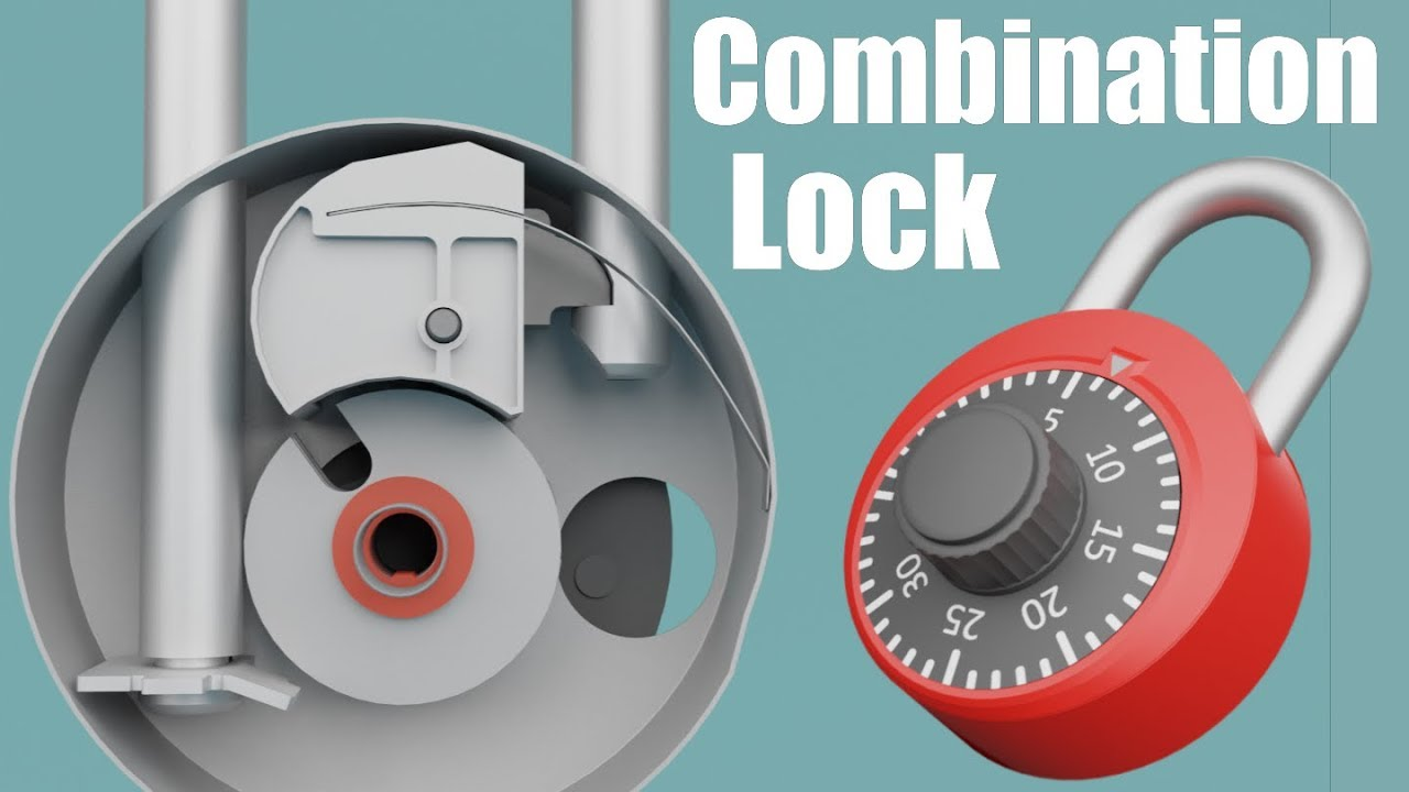 How does a Combination Lock work?