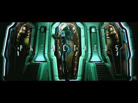 Prometheus – Official Trailer [TRUE HD]