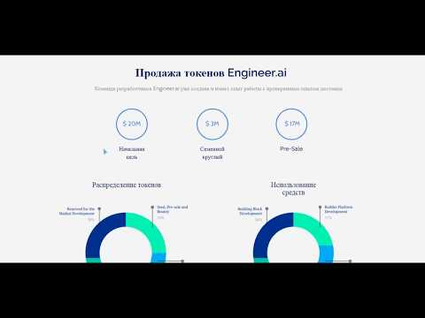 Разбор Engineer NAYA Детали ICO