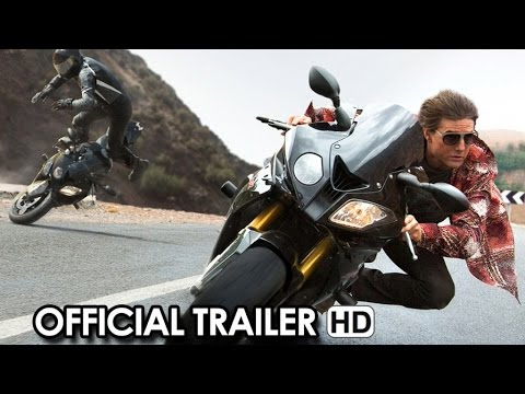 Mission: Impossible Rogue Nation Official Trailer (2015) - Tom Cruise Action Movie HD