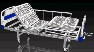 Hospital Bed Animation