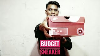 Unboxing Budget range sneaker | overview in hindi