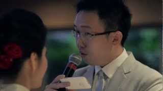 Tzer Liang & Helena SDE - Wedding Video Singapore - Cream Pictures Thumbnail