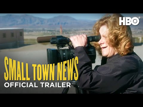 Small Town News: KPVM Pahrump (2021): Official Trailer | HBO
