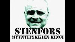 Stenfors - Pyhäpäivät ja Kiinalaisten Työtahti, Radio Rock 12.5