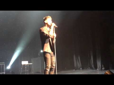 James Graham - You Give Me Something - Bedworth Civic Hall - 5th March 2016