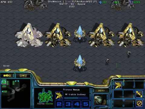 Download starcraft brood war 1 vs 1 fastest (PROTOSS vs zerg) (GtxMexico)