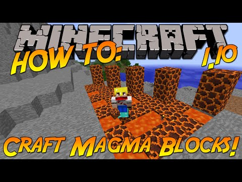 minecraft-1.10- -how-to:-craft-&-find-magma-blocks!