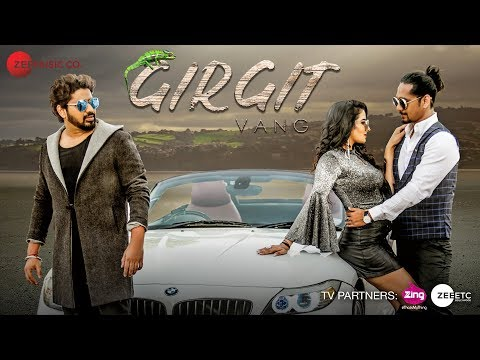 Girgit Vang - Official Music Video | Harish Moyal | Ramji Gulati | Vinod Kushwaha | Preeti Choudhary