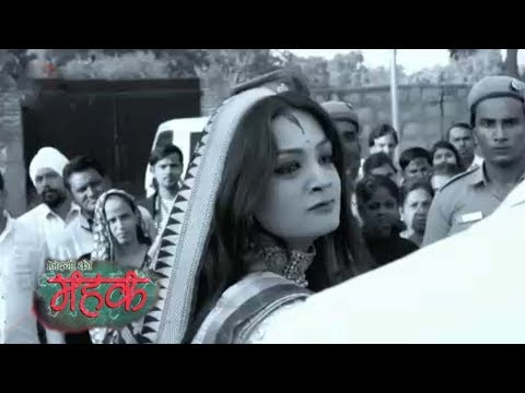 Zindagi Ki Mehek - महक ने मारा शौर्य को करारा थप्पड़