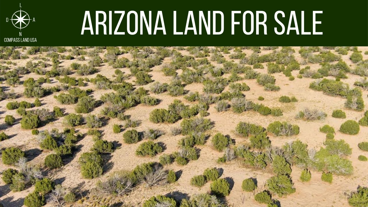 SOLD By Compass Land USA - 4.79 Acres Land for Sale In Sanders Apache County Arizona