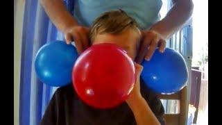 Balloon Physics 101 - Урок фізики з кульками