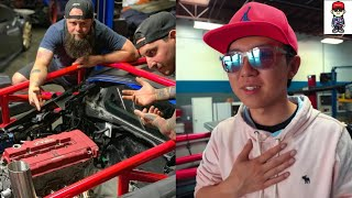 Did Alex Choi REALLY Integra Type R Swap his Huracan?!
