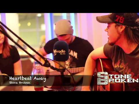 Stone Broken  Heartbeat Away (acoustic session)