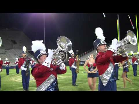 Incredible marching band performances of Jethro Tull music