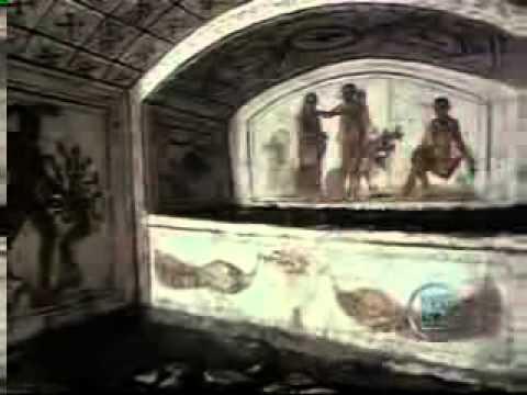 Jesus Is Black Undenialble Proof Roman Catacombs