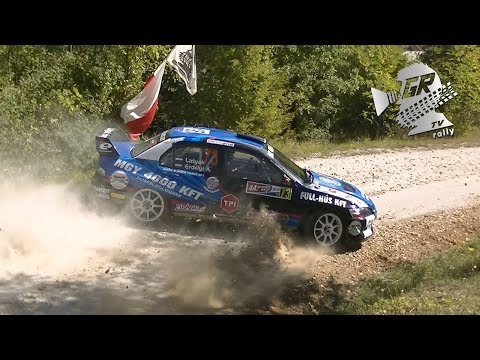 ERT 44° Croatia Rally 2017 | HIGHLIGHTS (Max Attack & Mistakes) by GRB