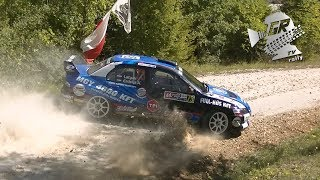 ERT 44° Croatia Rally 2017   HIGHLIGHTS (Max Attack & Mistakes) by GRB
