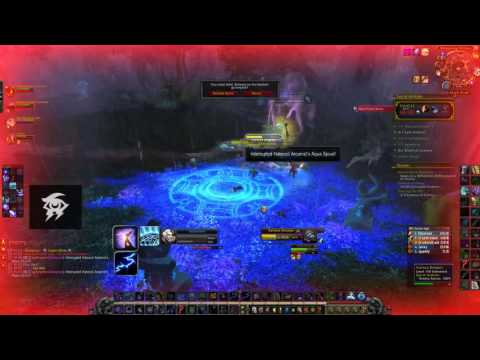 Wasted Talent - Eye of Azshara Mythic +11 - Sparkly Rage