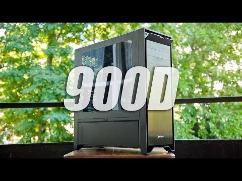 corsair 900d water cooling guide
