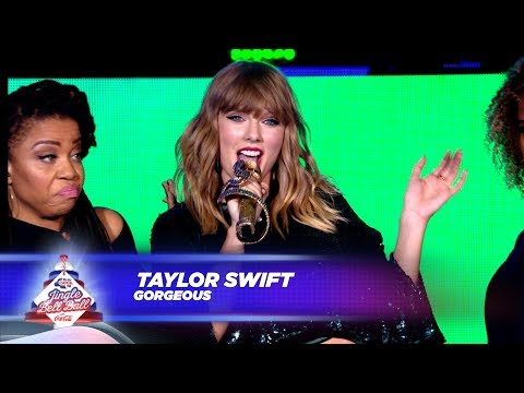 Taylor Swift - 'Gorgeous' - (Live At Capital's Jingle Bell Ball 2017) Mp3