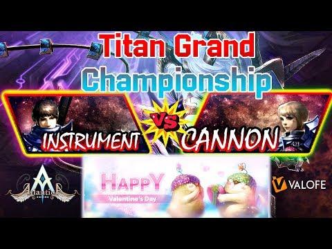 Titan 03/03/2019 PM - ApexBeat vs Panshop - Atlantica Online Valofe