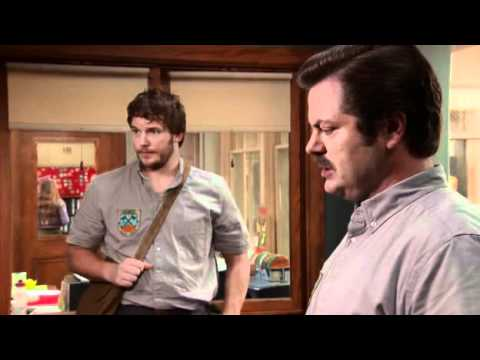 Parks and Recreation - Pawnee rangers