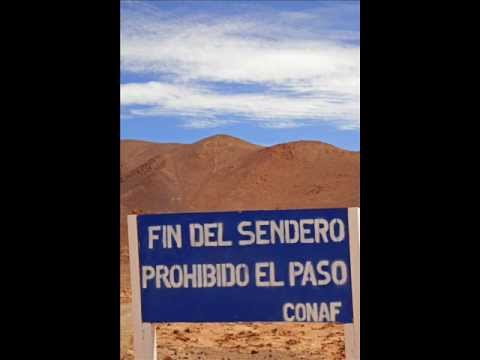Atacama Desert travel slideshow