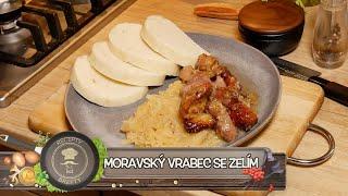 Moravský vrabec se zelím a knedlíkem! To snad není možné! Ta chuť je prostě báječná! Nejlepší recept