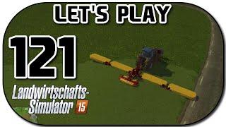Let's Play Landwirtschafts Simulator 2015 Part 121 Milchmods + Mähen