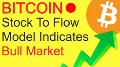 Bitcoin Stock-to-Flow Model Indicates Start of Bull Market - Crypto Exchange With The Most BTC