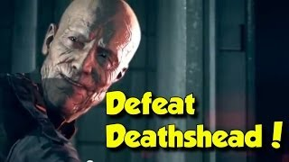 Wolfenstein The New Order - How to defeat Deathshead! - Final Boss - Finale