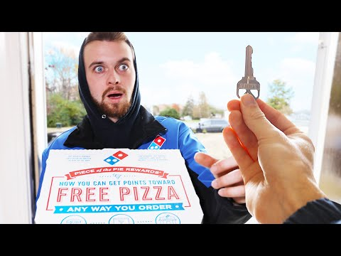 I Ordered Pizza And Tipped The HouseKaynak: YouTube · Süre: 13 dakika2 saniye