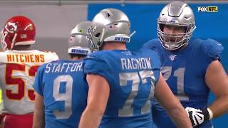 #KCvsDET: Matthew Stafford Highlights