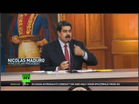 Government and opposition in Venezuela meet to talk