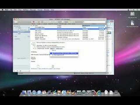 VMware Fusion discovery: Windows Vista on Mac OS X Leopard !